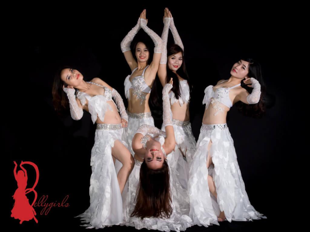 Nghệ thuật múa bụng - belly dance