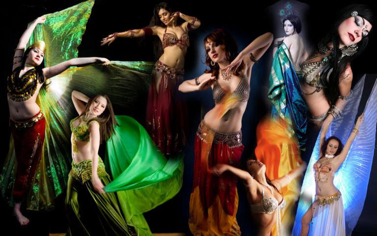 Hình ảnh Tuyển thành viên - SaiGon Bellydance múa bụng ấn độ