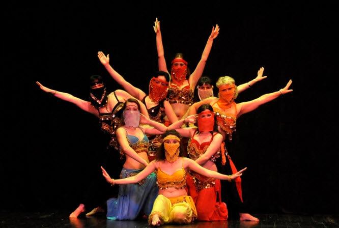 Lớp đào tạo múa bụng thiếu nhi tại nhà giá rẻ ở tphcm - Magazine cover