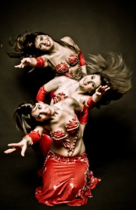 Hình ảnh Khóa học Belly Dance - Múa bụng ở Hồ Chí Minh - SaiGon Bellydance múa bụng ấn độ