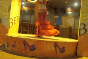 Hình ảnh Điệu múa truyền thống ở nhà hàng Lan Anh - SaiGon Bellydance múa bụng ấn độ
