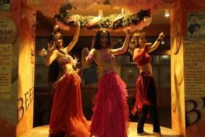 Hình ảnh Theo dấu Belly Girls tháng 6 / 2014 - SaiGon Bellydance múa bụng ấn độ
