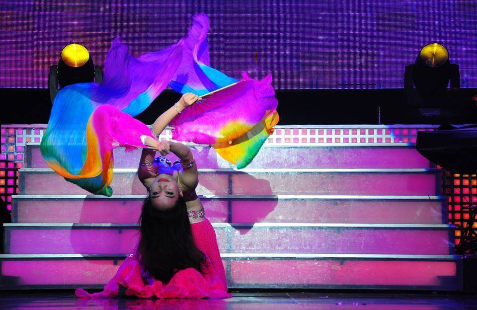Hình ảnh Festival Bellydance ở Hồ Chí Minh năm 2014 - SaiGon Bellydance múa bụng ấn độ