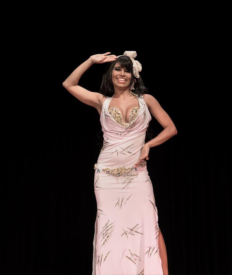 Thể loại Baladi ballydance múa bụng