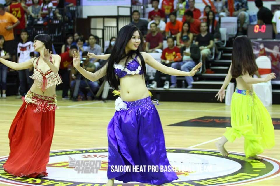 """Hình ảnh """"LA LA LA"""" cùng Saigon Heat - SaiGon Bellydance múa bụng ấn độ"""
