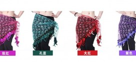 Hình ảnh Belt Hoa Kim Sa - SaiGon Bellydance múa bụng ấn độ