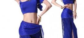 Hình ảnh Đồ Thun 1 Tay Ngắn - SaiGon Bellydance múa bụng ấn độ