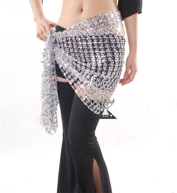 Hình ảnh Belt Vuông Kim Sa - SaiGon Bellydance múa bụng ấn độ