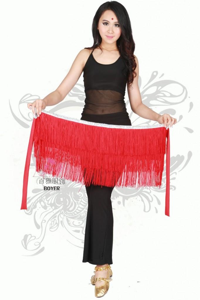 Hình ảnh Belt tua rua - SaiGon Bellydance múa bụng ấn độ