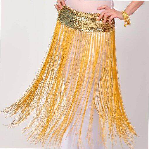 Hình ảnh Belt Kim Sa Tròn - SaiGon Bellydance múa bụng ấn độ