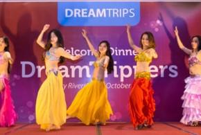 Hình ảnh Đêm diễn ấn tượng tại Liberty Central Saigon Riverside Hotel - SaiGon Bellydance múa bụng ấn độ