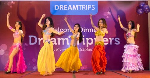 Đêm diễn ấn tượng tại Liberty Central Saigon Riverside Hotel
