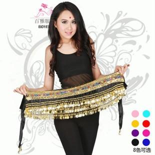 Hình ảnh Belt Đồng Xu Dạng Lượn Sống - SaiGon Bellydance múa bụng ấn độ
