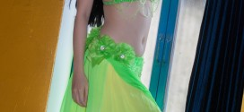 Trang phục diễn belly dance