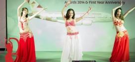 Hình ảnh Sự kiện tri ân khách hàng Etihad Airways tại lâu đài trắng Tajmasago Castle - SaiGon Bellydance múa bụng ấn độ