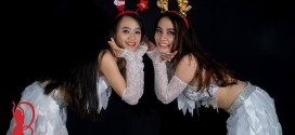 Hình ảnh Bellydance Christmas - Merry Christmas - SaiGon Bellydance múa bụng ấn độ