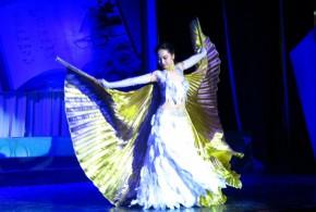 Hình ảnh Ngày lễ tri ân thầy cô - Sắc màu tuổi học trò - SaiGon Bellydance múa bụng ấn độ