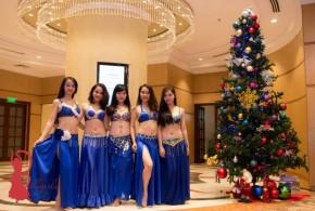 Hình ảnh Blue Night Party Tại Khách Sạn Windsor Plaza Sài Gòn - SaiGon Bellydance múa bụng ấn độ