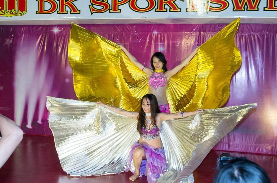 Nhảy Belly Dance sự kiện đêm Ả Rập năm 2015