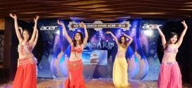 Hình ảnh Đêm Ả Rập - Tiệc Tri Ân khách hàng Acer Tại tàu Elisa - SaiGon Bellydance múa bụng ấn độ