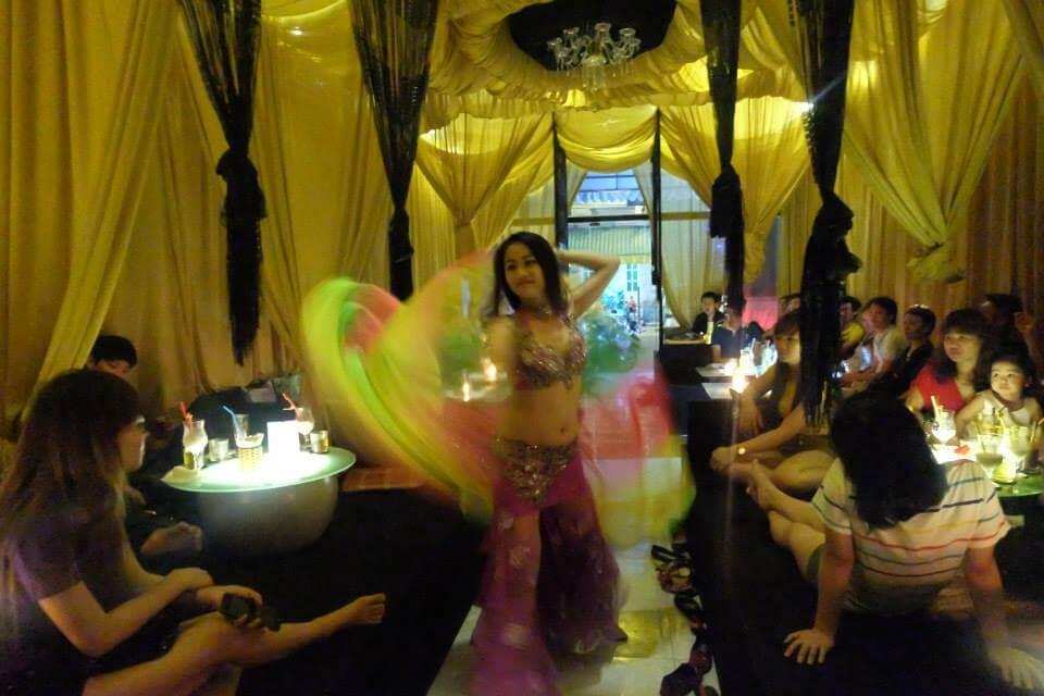 Nhận biểu diễn nhảy múa bụng Belly Dance tại Bình Dương