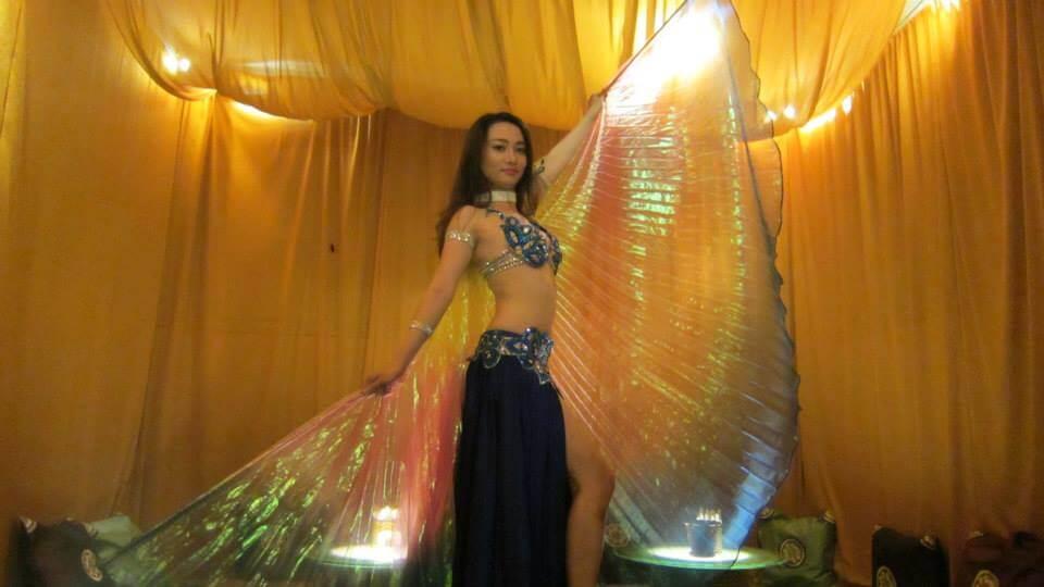 Hình ảnh Không gian Ả Rập Cafe Candy tại Bình Dương - SaiGon Bellydance múa bụng ấn độ
