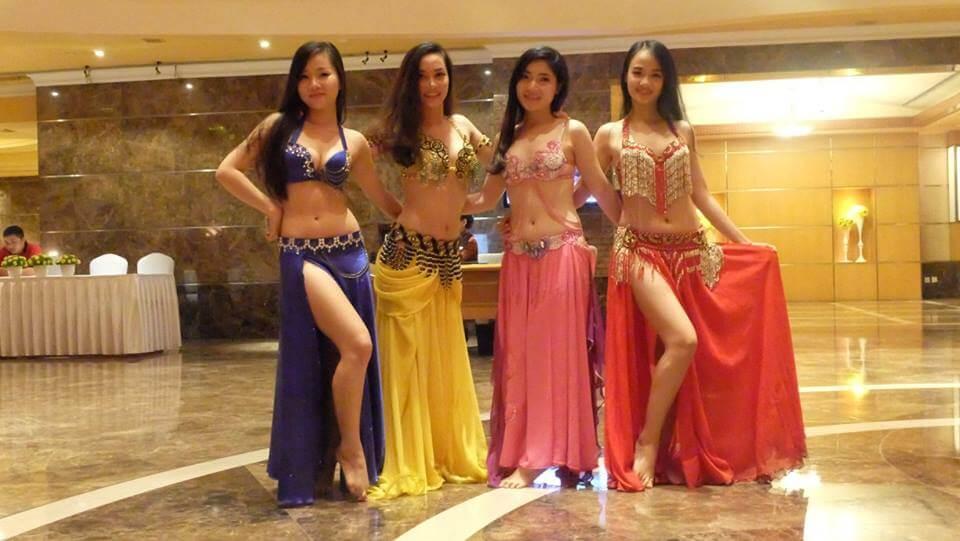 Nhận biểu diễn múa bụng cho event ở Sài Gòn giá tốt