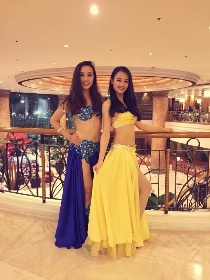 Hình ảnh Đêm Gala Dinner Công ty Kubota_New World Hotel - SaiGon Bellydance múa bụng ấn độ