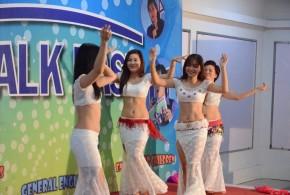 Hình ảnh Đêm diễn Talk Easy Show tại NVH Thanh Niên - SaiGon Bellydance múa bụng ấn độ