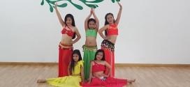 Hình ảnh Tiết mục múa bellydance trẻ em chuyên nghiệp - SaiGon Bellydance múa bụng ấn độ