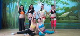Hình ảnh Vì sao chị em phụ nữ nên học múa bụng? - SaiGon Bellydance múa bụng ấn độ