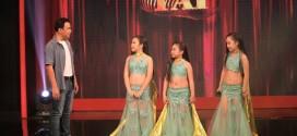 Múa bụng thiếu nhi_Giải nhất tuần Cuộc Thi Bạn Có Thực Tài_Vietnam Game Show