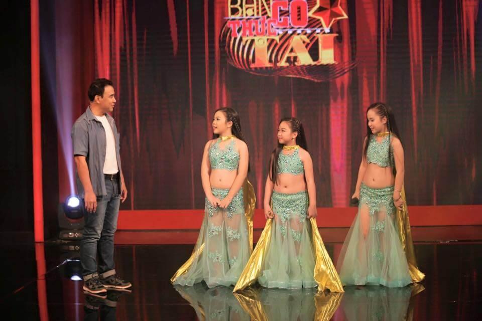 Trung tâm dạy múa bụng cho trẻ em thiếu nhi chuyên nghiệp