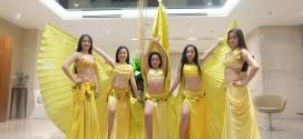 Hình ảnh Trung tâm dạy múa bụng cho trẻ em thiếu nhi ở HCM - SaiGon Bellydance múa bụng ấn độ