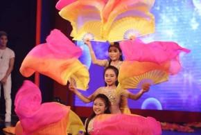 Hình ảnh Học viên Bellygirls đã đạt giải vô địch thể loại nhóm nhảy chương trình Bạn có thực tài - SaiGon Bellydance múa bụng ấn độ