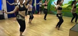 Hình ảnh Mẹo giảm béo bụng hiệu quả và nhanh chóng cho dân văn phòng - SaiGon Bellydance múa bụng ấn độ