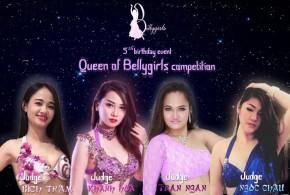 Hình ảnh Lộ diện dàn Giám khảo tại cuộc thi Queen of Bellygirls 2017 - SaiGon Bellydance múa bụng ấn độ