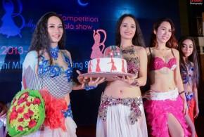 Hình ảnh Sự kiện sinh nhật lần thứ 5 của Bellygirls Club 2013-2017 - SaiGon Bellydance múa bụng ấn độ