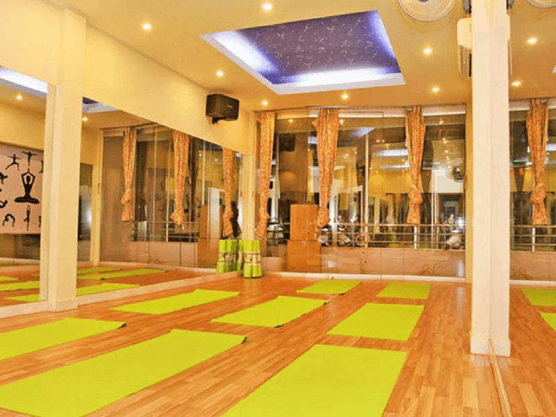 Phòng học múa bụng Belly Dance chuyên nghiệp ở Hồ Chí Minh