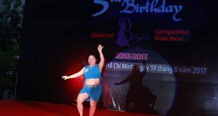 Hình ảnh Bellydance là bộ môn dành cho mọi người và cả những trường hợp đặc biệt - SaiGon Bellydance múa bụng ấn độ
