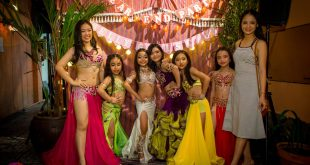 Tiệc tất niên Bellygirls Club 2018- Year End Party Bellydance SaiGon